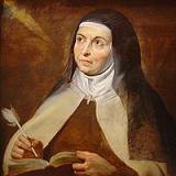 christian meditation st Teresa of Avila