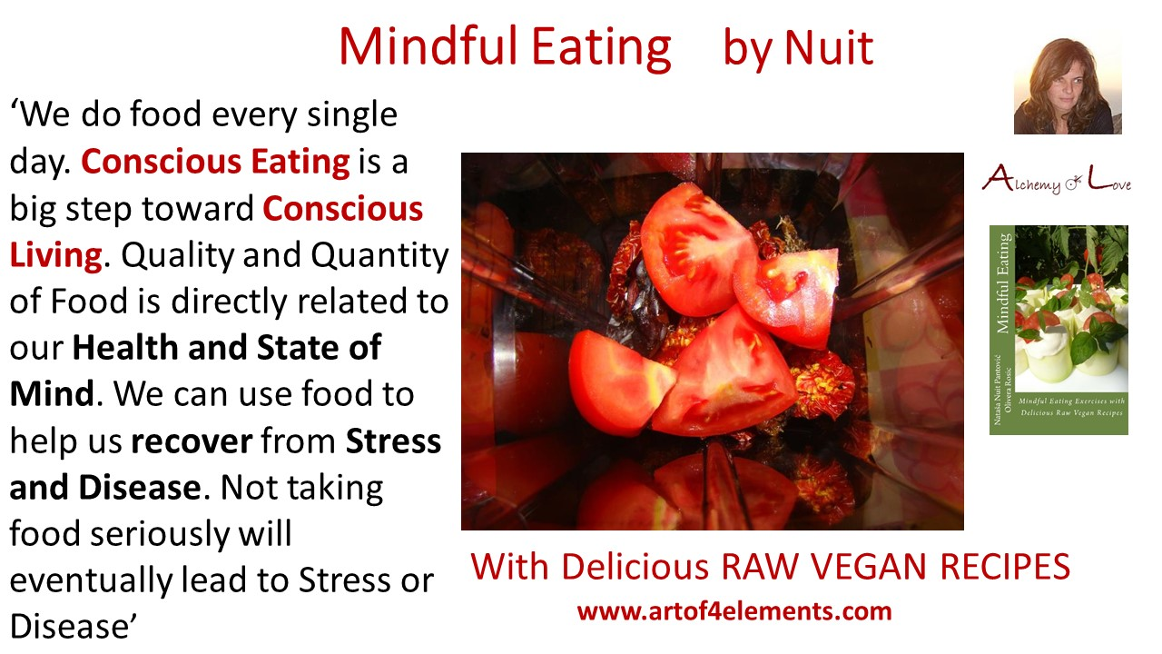 Mindful Eating by Nuit Quotes about conscious eating conscious living