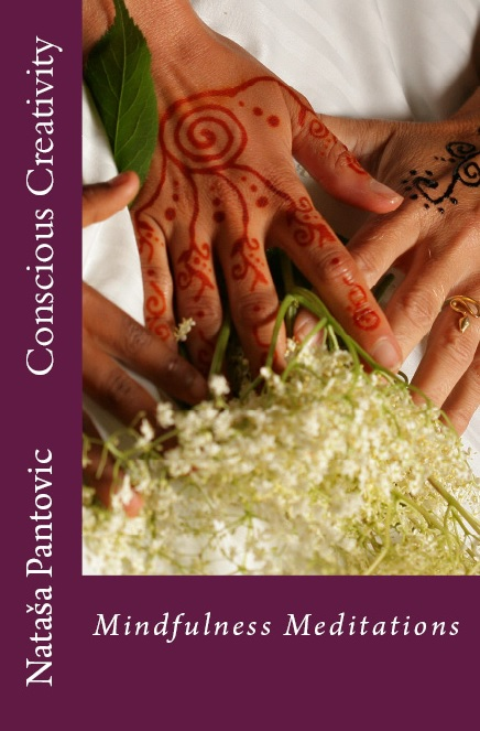 Conscious Creativity Mindfulness Meditations Book Cover