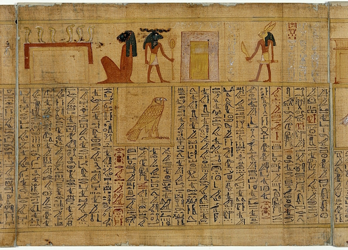 The Book of the Dead New Kingdom Ancient Egypt