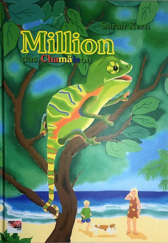 Million-by-Sarah-Kern-book--for-children-published-in-German-title-page