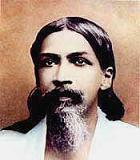 spiritual inspiring quotes Who am I Sri Aurobindo image