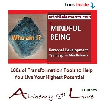 Mindfulness Training Exercises Alchemy of Love Course: Mindful Being