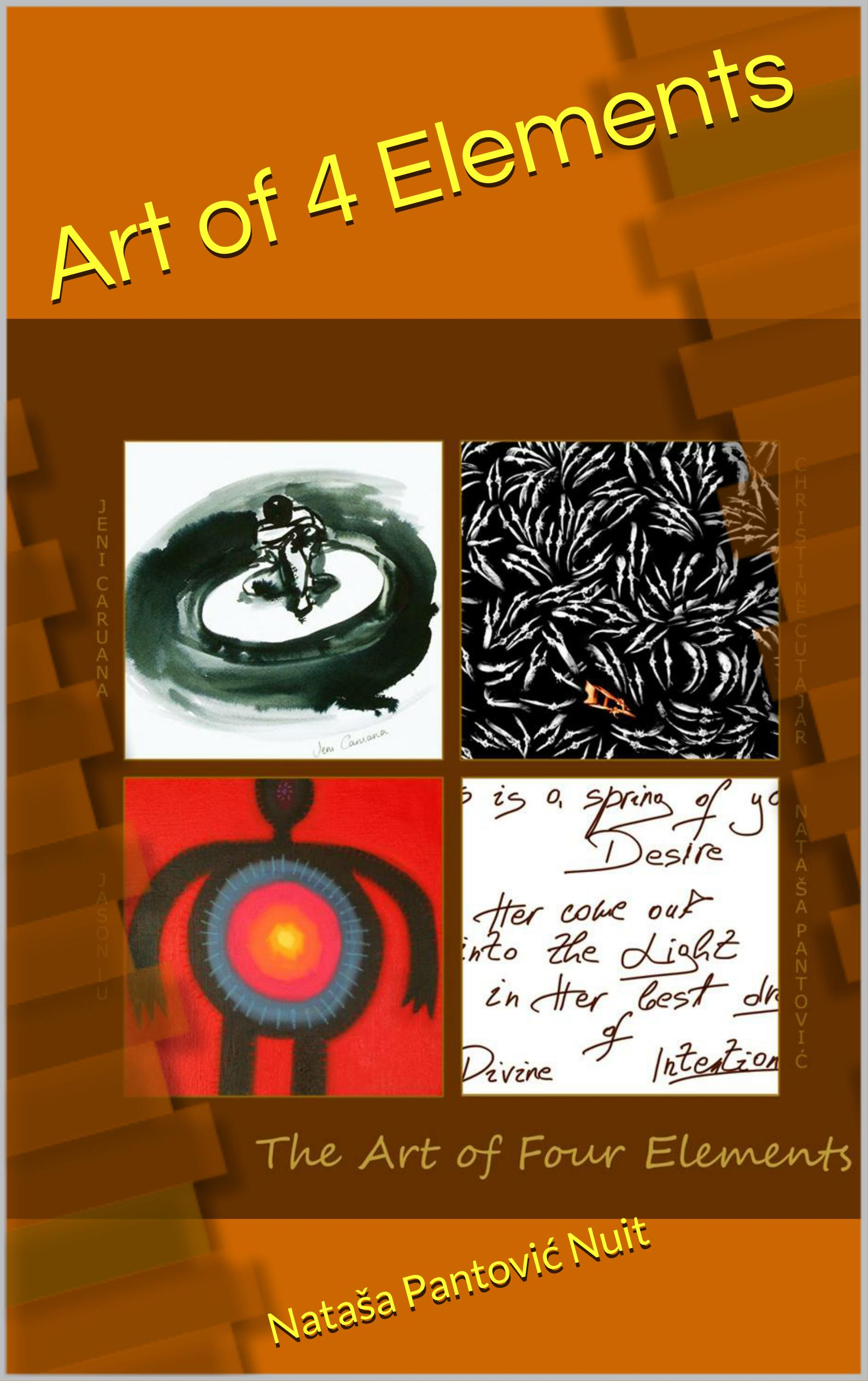 Art of 4 Element Book Image