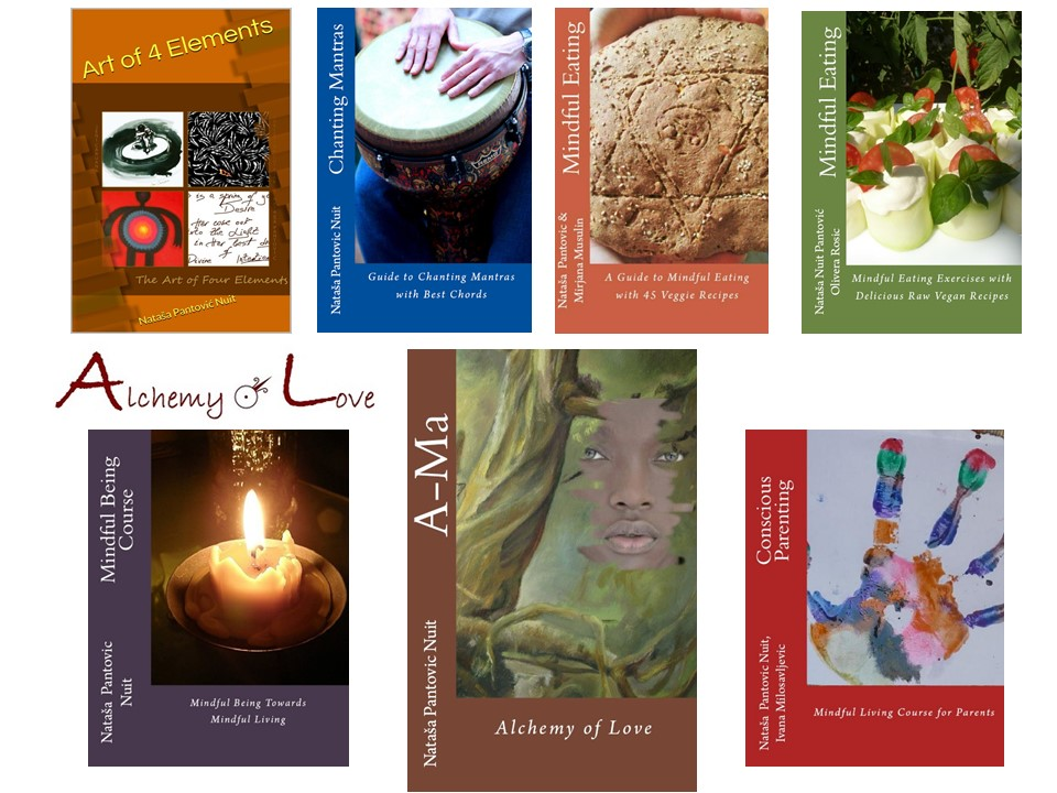 Alchemy of love mindfulness training books