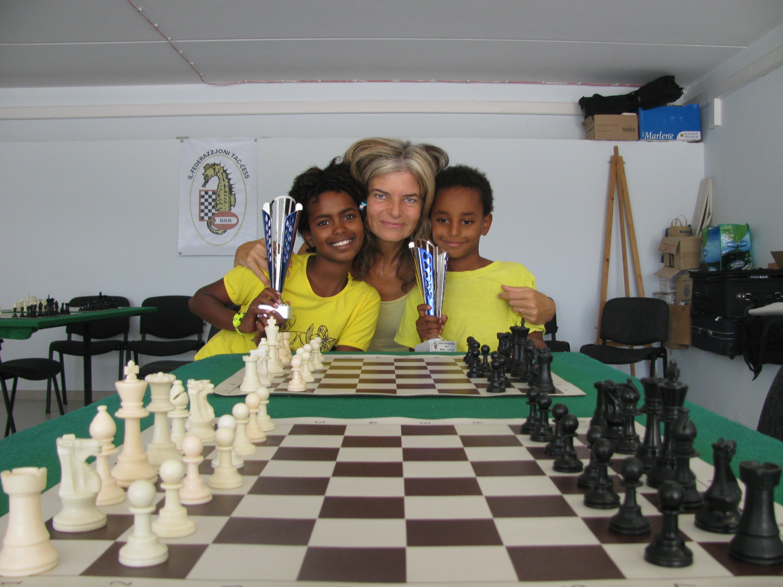 Life Lessons by Nuit Alchemy of Love Author, best Malta chess players