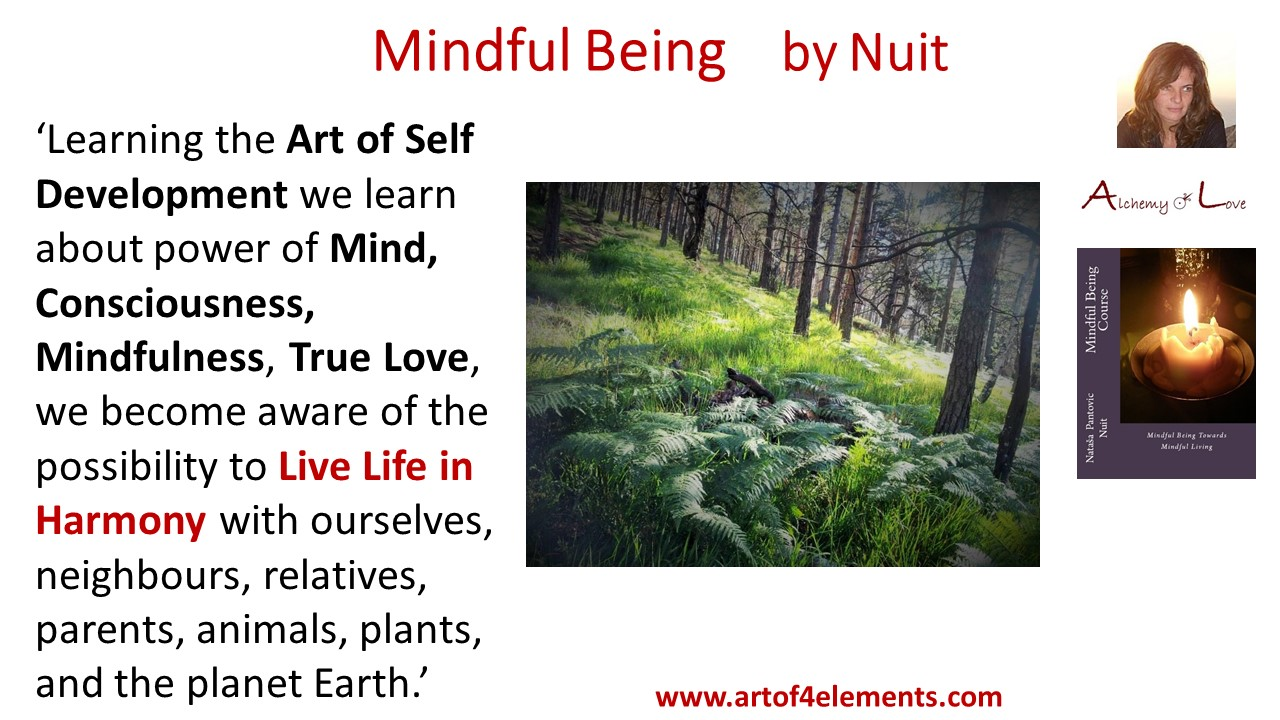 magic of self development and spiritual growth