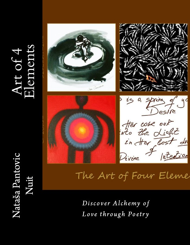 Art of 4 Elements: Discover Alchemy through Poetry Book