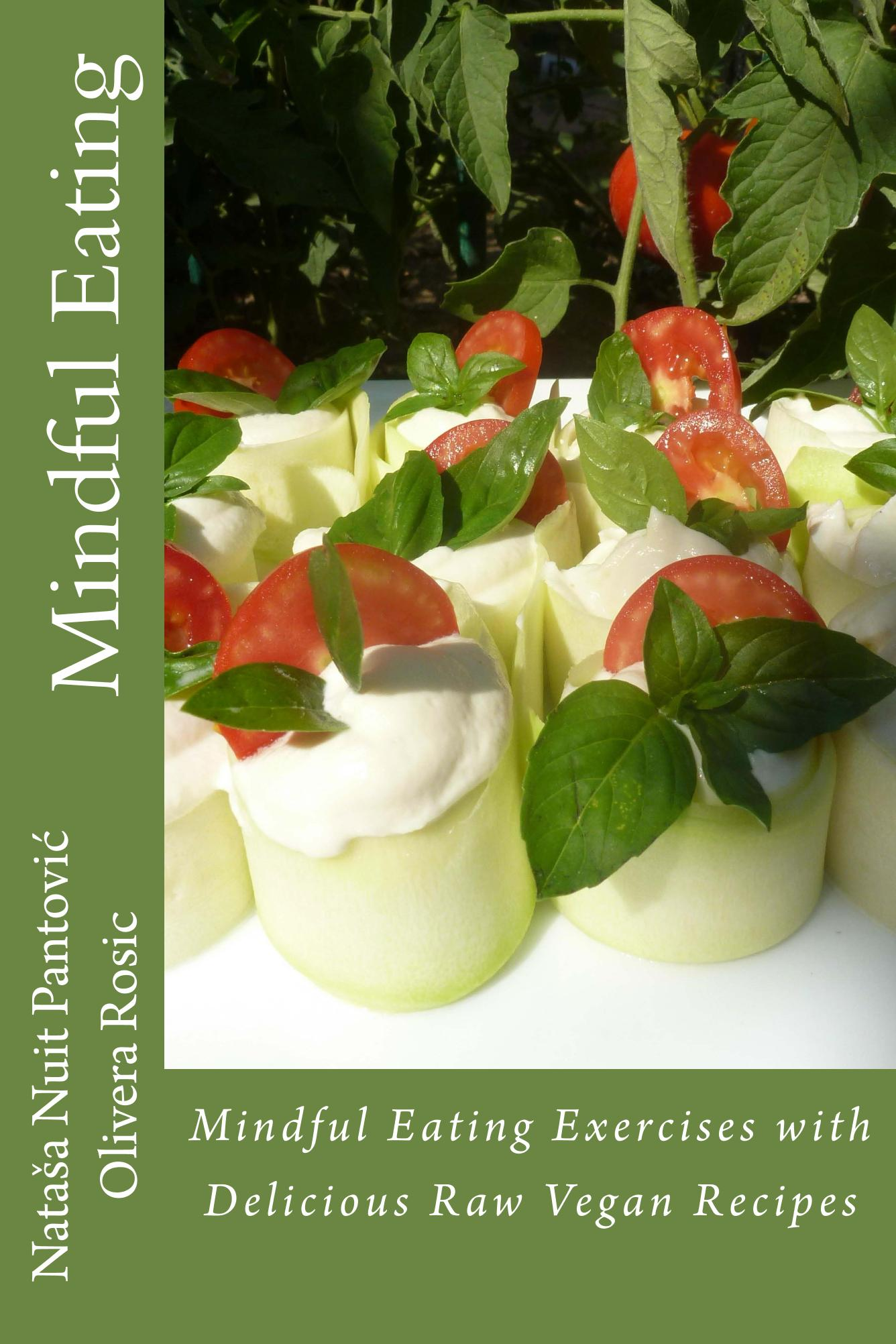 Mindful Eating Book by Nataša Pantović and Olivera Rosić